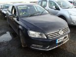 2012 VW PASSAT SPORT 2.0 TDI B7 SALOON OSF R FRONT DOOR GLASS BREAKING SPARES